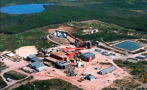 Uranium mining  Wikipedia